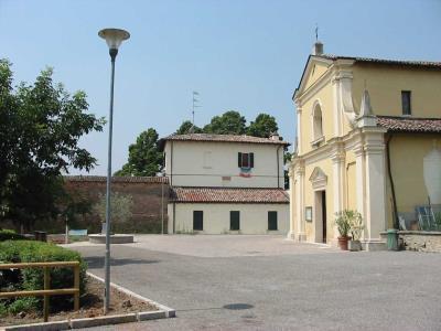 Tortiano, Chiesa di San Lorenzo